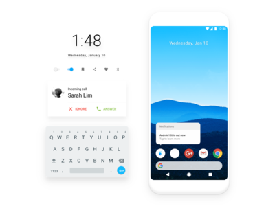 Meet the Framer Android Kit, a complete UI Kit based on the Material Design guidelines. It contains an extensive amount of Android components and n...