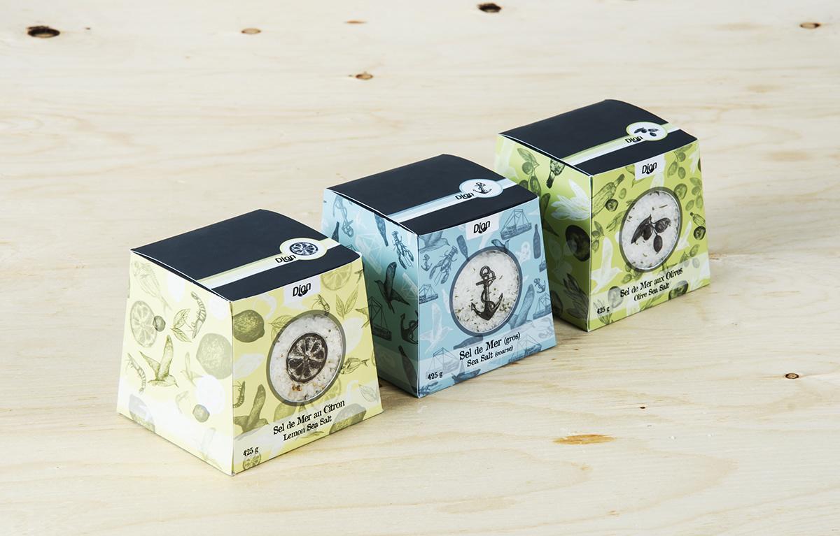 Sel de Mer_Sea Salt Packaging