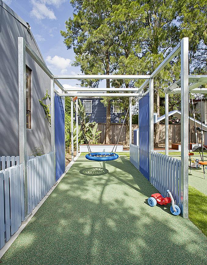 Chelsea Street Playground   Jane Irwin Landscape Architecture December 1, 2016,AEDT