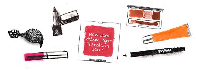 How Does Makeup Transform You