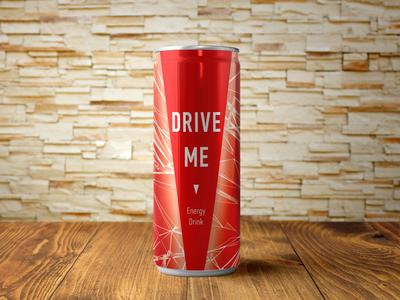 Drive Me — Package design, PepsiCo