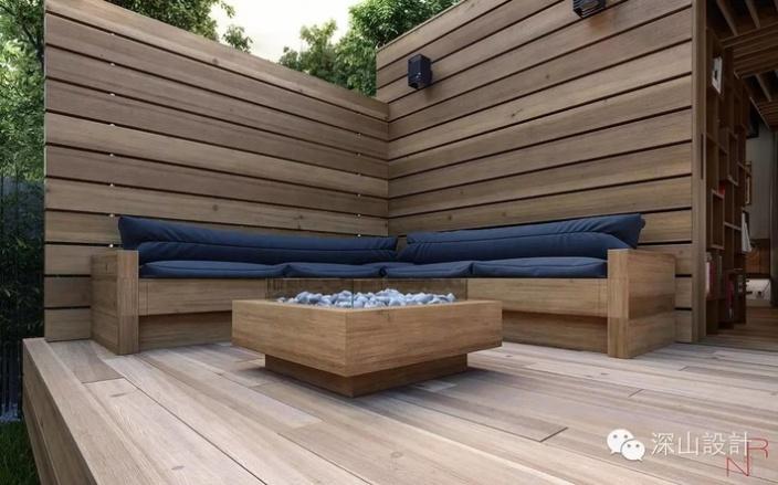 【深山·建筑】Summer House度假小木屋-深山設計 1