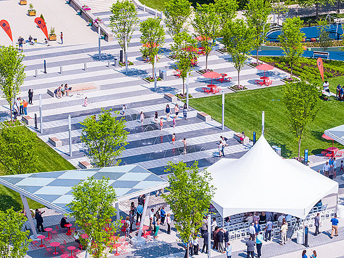 MKSK connects major cultural institutions with urban greenspace September 3, 2018,AEDT