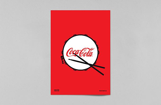 Coke Music Mash-Up