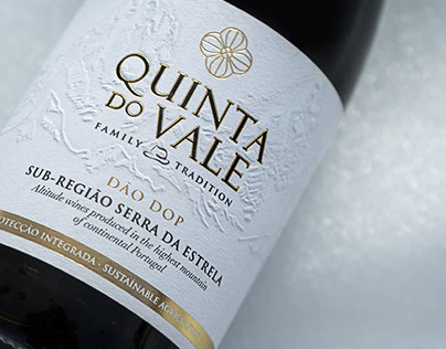 Quinta do Vale || Wine Packaging Design