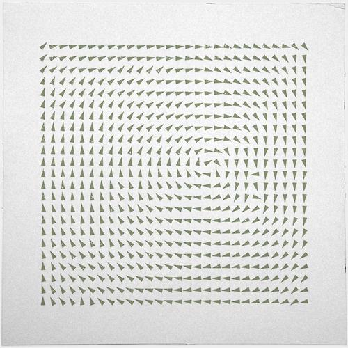 356 Vortex – A new minimal geometric composition each day