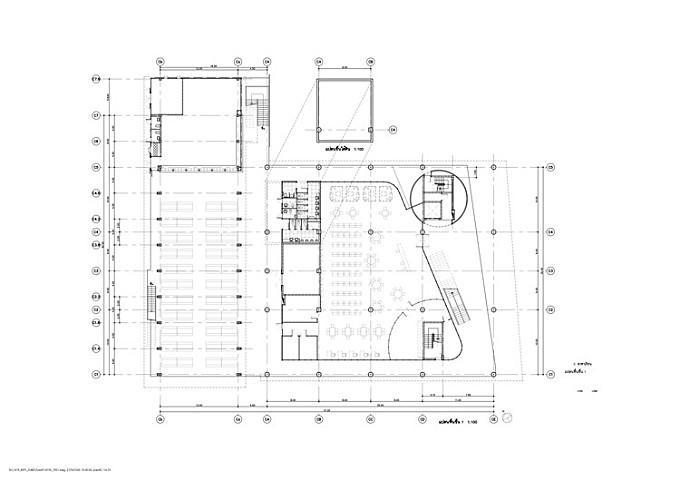 Bangkok International Preparatory & Secondary School (Bangkok Prep) II / Plan Architect