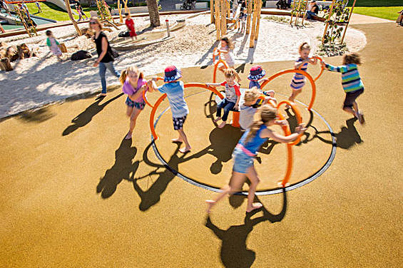 Glenelg Foreshore Playspace – an innovative play experience June 27, 2016,AEST