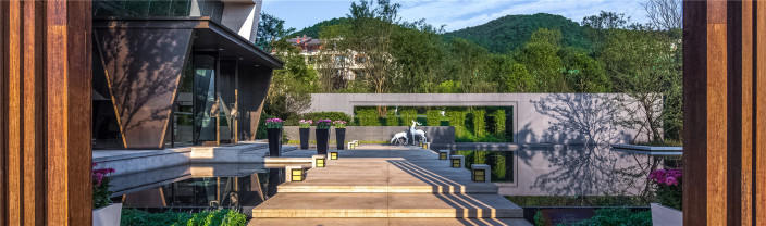 长房·长沙·梅溪香山(示范区) | 2016 案例 | 重庆犁墨景观规划设计咨询