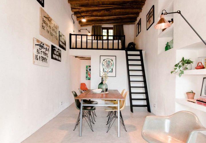Harmonious Mediterranean house in Ibiza