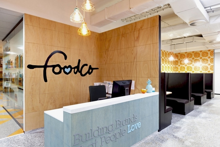 Foodco Offices by The Bold Collective, Sydney – Australia