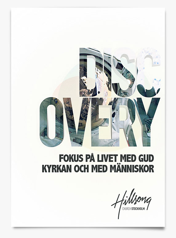 Hillsong - Discovery card