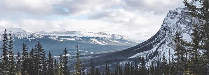 Banff Valley