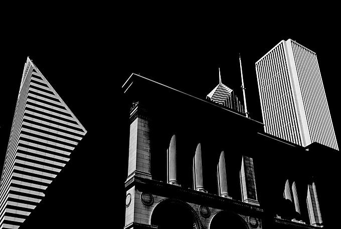 Chicago stripes