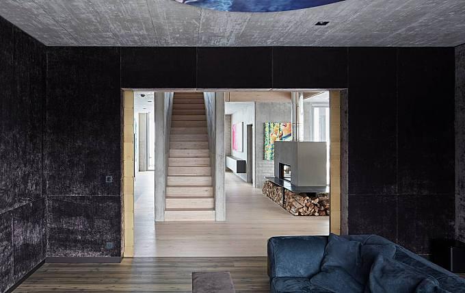 Mountain House by Gangoly & Kristiner Architekten