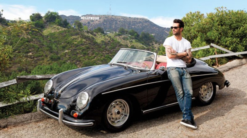 Look Inside Adam Levine's Hollywood Hills Home