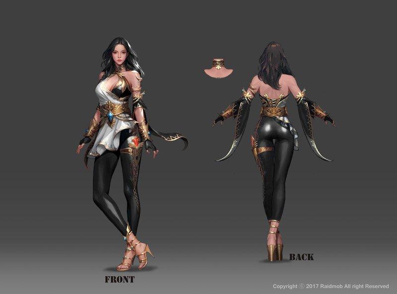 LUTHIEL_character concept