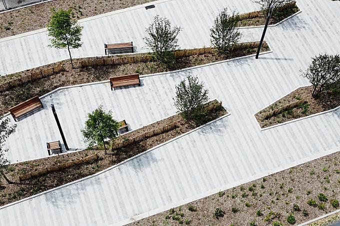 The Grand Ensemble Park - Alfortville by Espace Libre