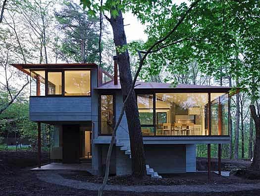 VILLA-K by Mutsue Hayakusa Cell Space Architects