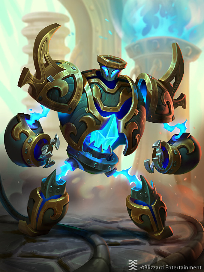 Hearthstone - The Boomsday Project