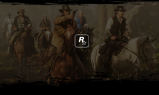 Red Dead Redemption 2 Website Concept Design