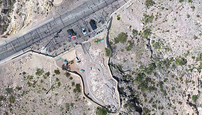 Murchison Rogers Park   El Paso Texas   Surroundings July 30, 2018,AEDT