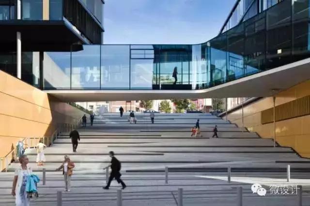 【绿茵微课堂第53期】一些景观台阶的细部设计 7