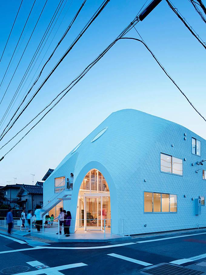 MAD architects, Rasmus Daniel Taun, Koji Fujii/Nacasa and Partners Inc. · Clover House