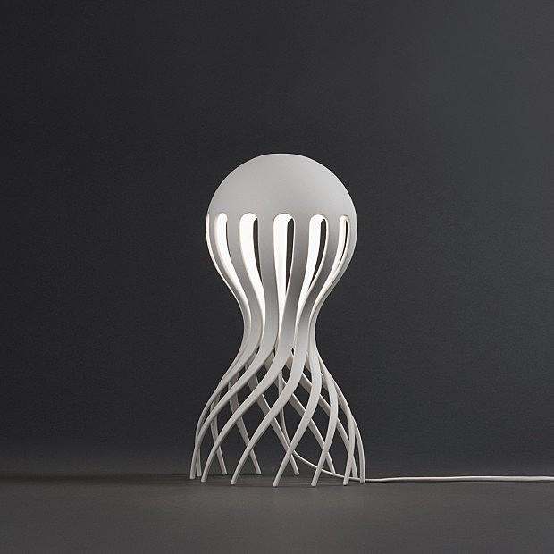 New Cirrata Lamp by Markus Johansson