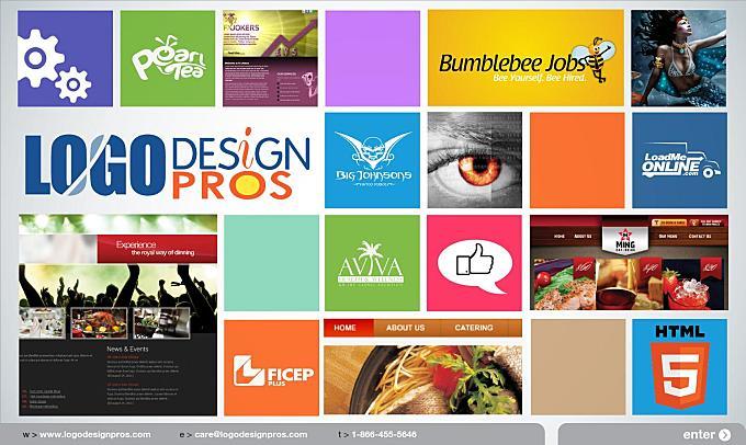 Logo Design Pros Portfolio Brochure | Logo Design Pros reviews