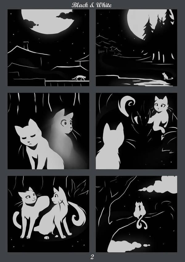 Black and White - Page 2