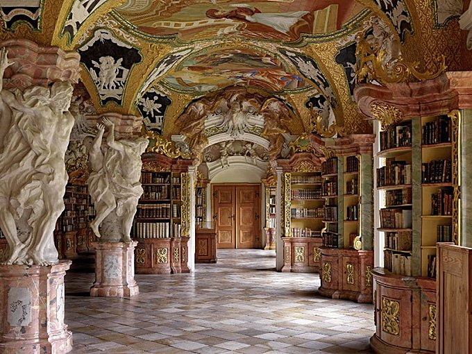 massimo listri documents the 'world's most beautiful libraries'