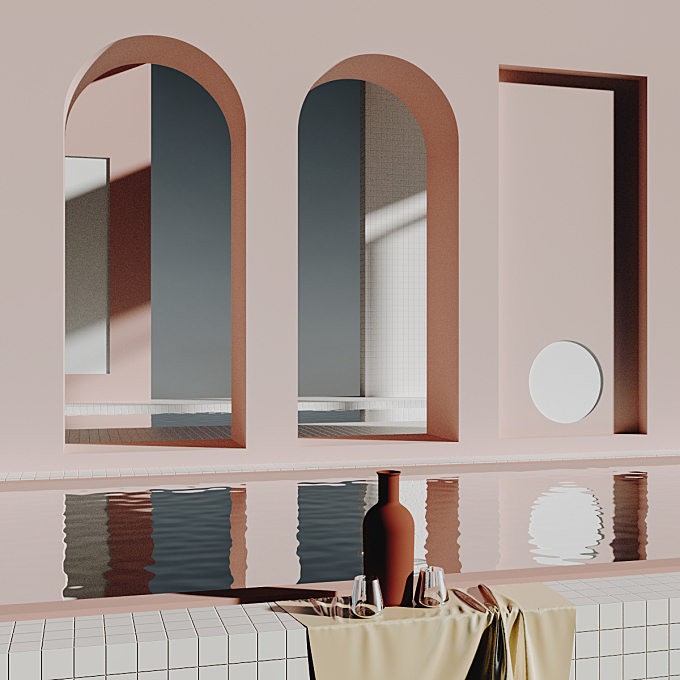 Into The Dreamy Architectural World of Alexis Christodoulou