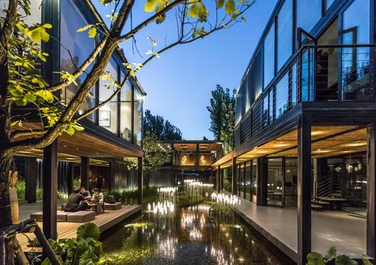 Zhao Hua Xi Shi Living Museum / IAPA Design Consultants