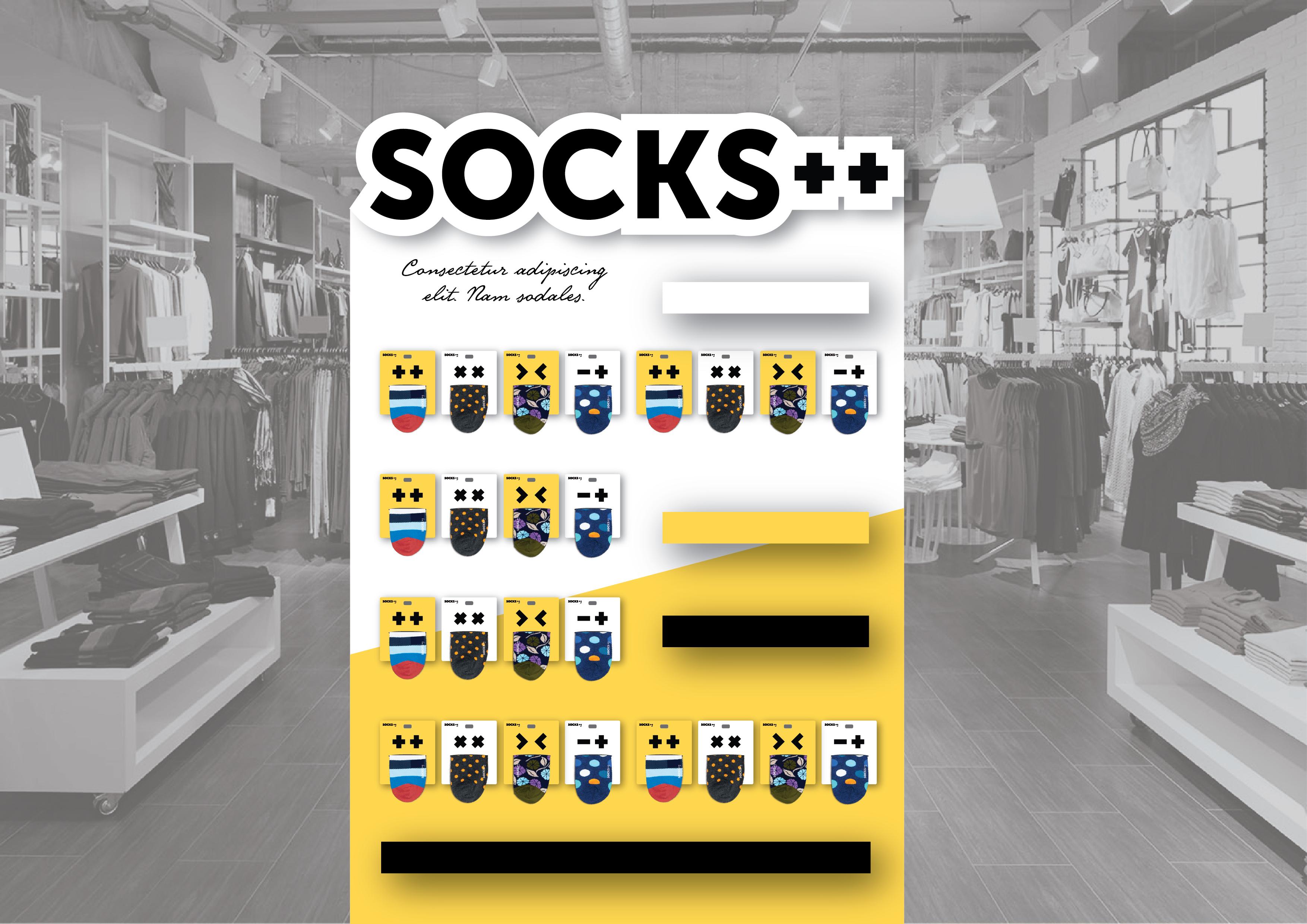 SOCKS  / Branding