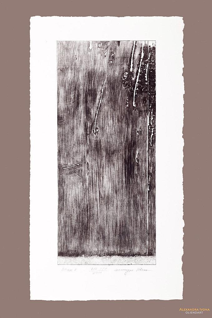 ' BEYOND 'Graphics/Dry point technique