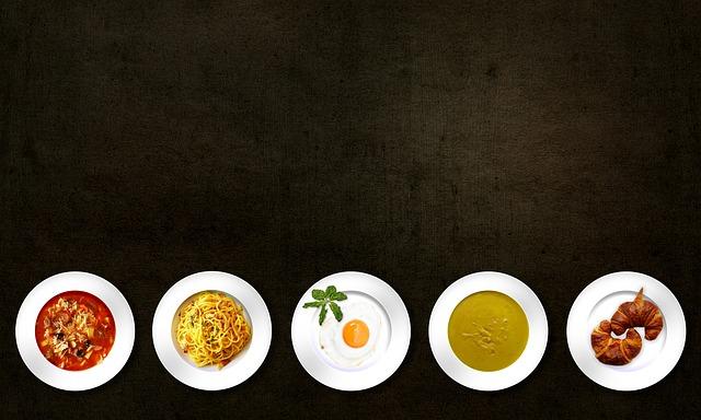 cook, food, plate