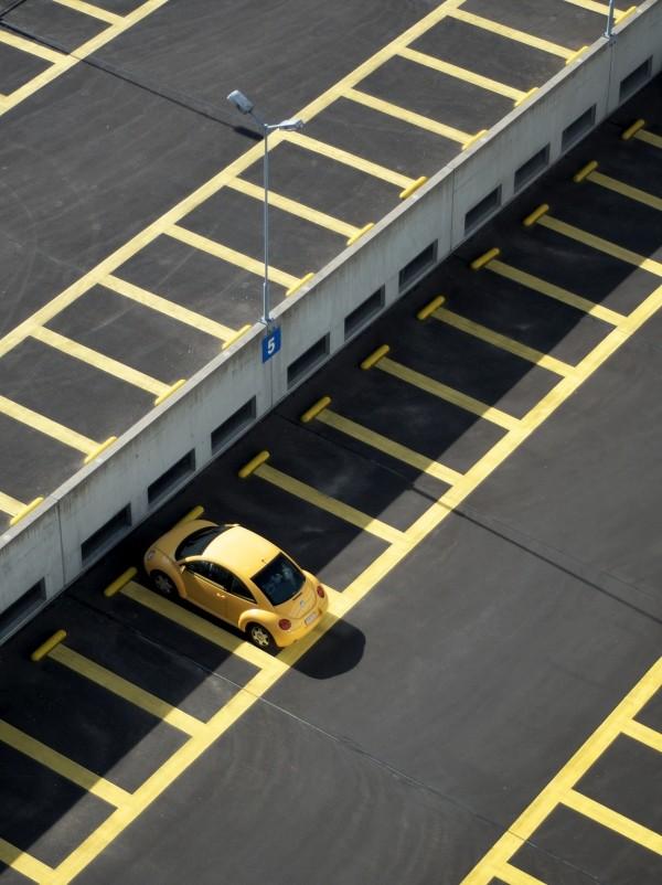 car Car park parking lot