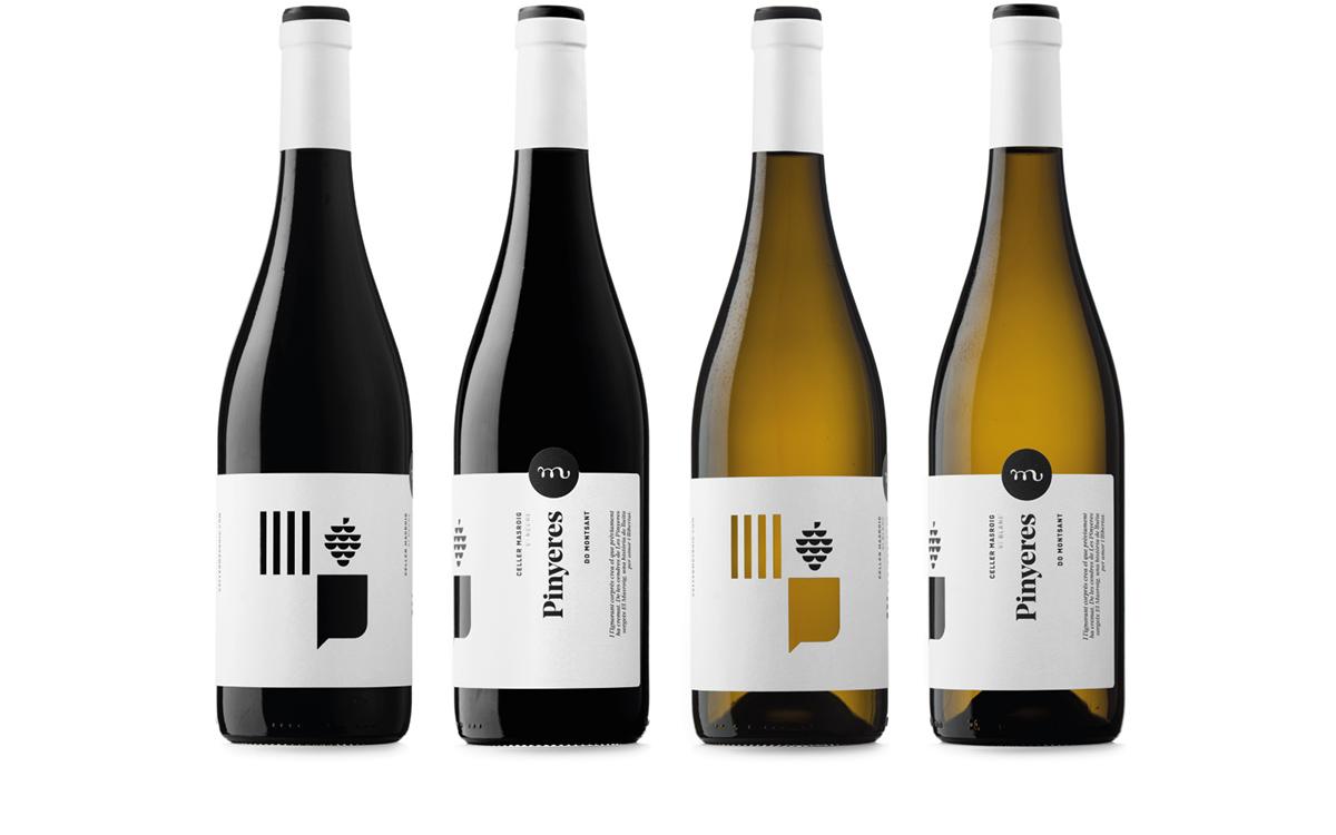 Pinyeres wines