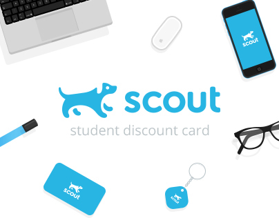 Scout - Student Discount Card