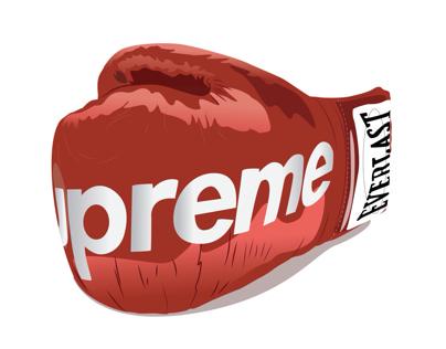 Supreme x Everlast
