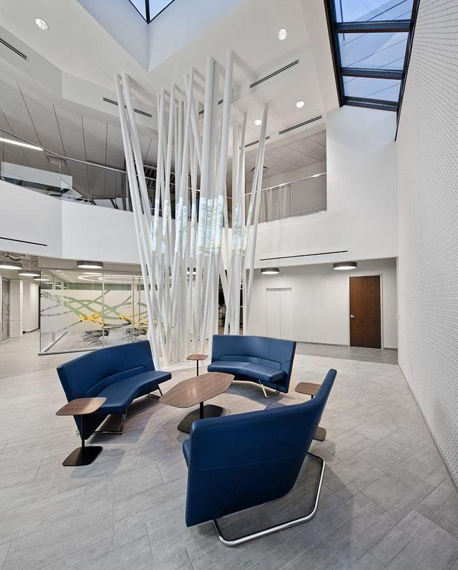 办公室设计,现代风格办公室设计