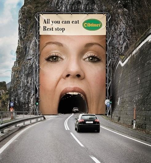Creative Billboard Ads   InspireFirst #creative #billboard #print #advertising #outdoor