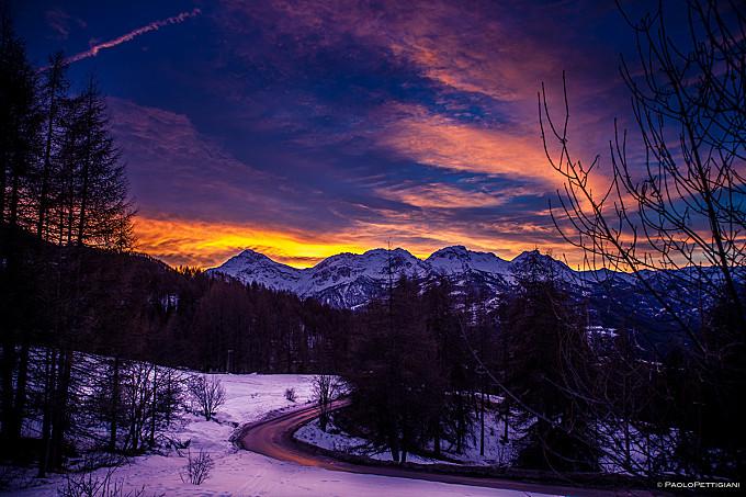 Mountainscapes #1
