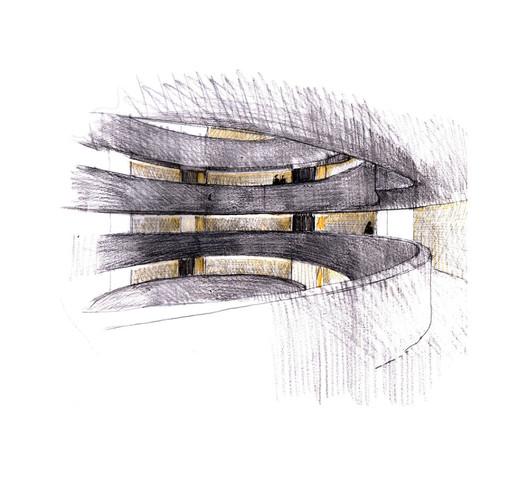 Jonathan Tuckey Design Create Residential Interiors for Post-Industrial Gasholders