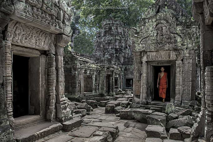 The Ancient Temple