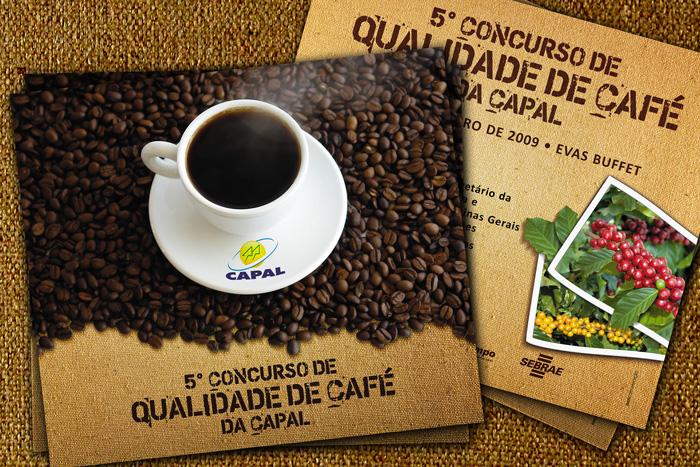 5 concurso qualidade do cafe