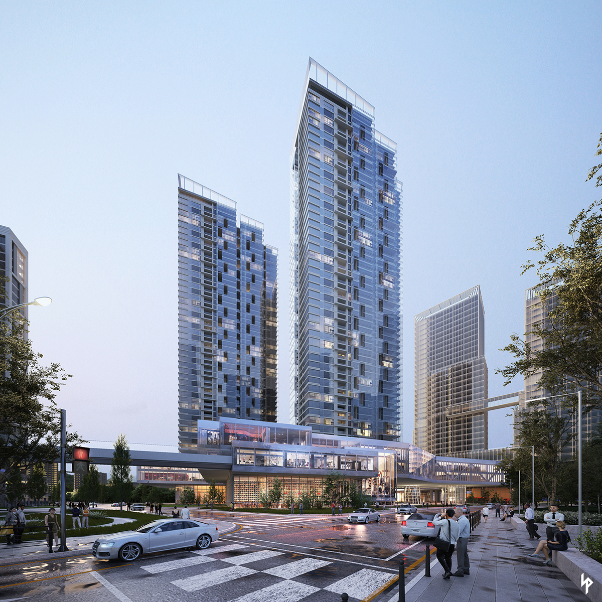 Jayang 1-dong Redevelopment Project