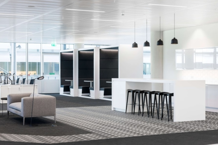 Chiswick Park office by ThirdWay Interiors, London - UK