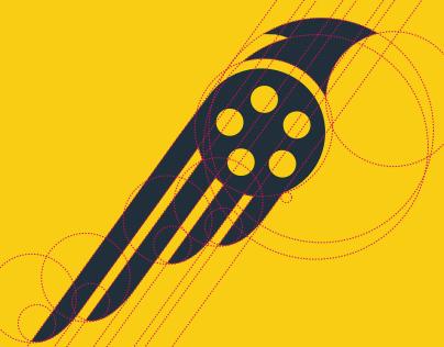 Falcon Pictures Logo Design